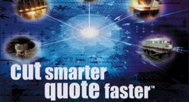 FastCAM Cut Smarter, Quote Faster advertisement
